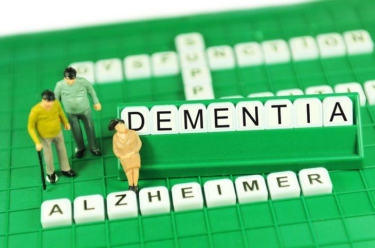 2. La demencia y la enfermedad de Alzheimer son lo mismo