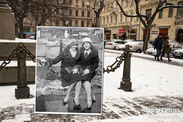 Un Recorrido En 25 Fotografías Por La Budapest Del Siglo XX Plaza Roja, 1930 - 2016