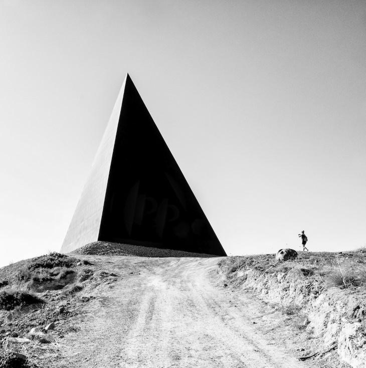 """2. Ganador de Arquitectura: """"Geometría Emocional"""" por Rosaria Sabrina Pantano, Italia"""