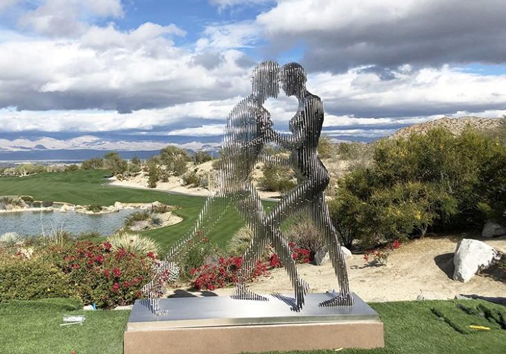 Esculturas Que Desaparecen Afinidades electivas