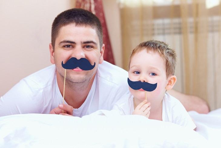 chiste padre e hijo