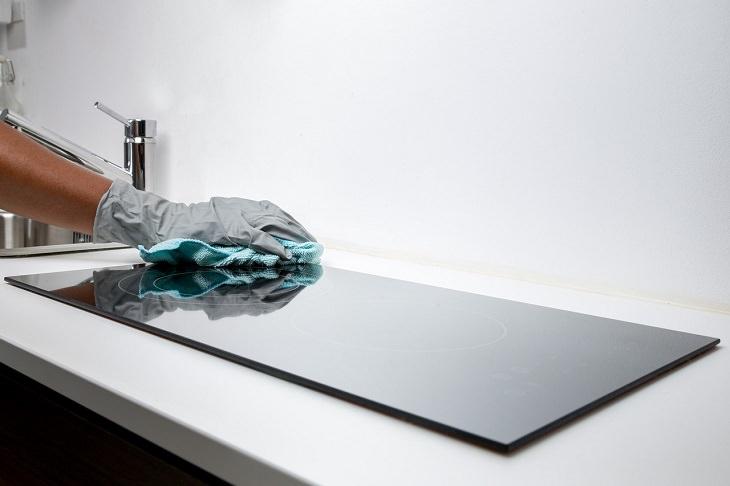 usos bolsa de té 2. Limpia tus espejos y superficies de vidrio