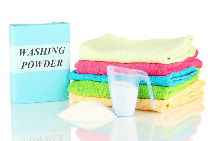 Consejos Para Lavar Tus Toallas No te excedas con el detergente