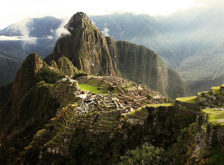Secretos De Machu Picchu ¿Es Machu Picchu realmente la ciudad perdida de los incas?
