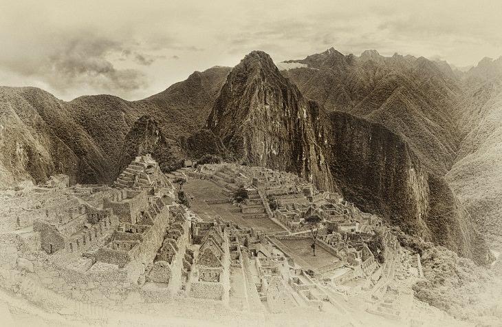 Secretos De Machu Picchu La ciudad fue construida para resistir terremotos