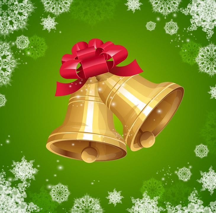 1. ¡Jingle Bells era originalmente una canción de Acción de Gracias!