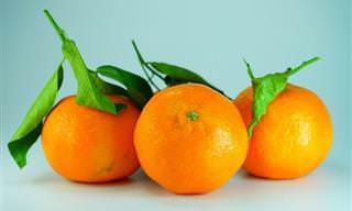7 posts mandarinas
