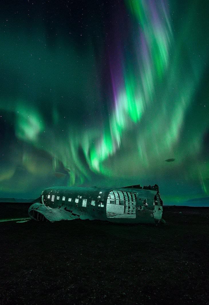 Las Mejores Fotos De Auroras Boreales Del 2020