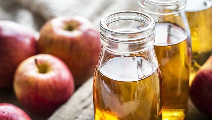Errores Al Beber Vinagre De Manzana No diluir el vinagre de manzana