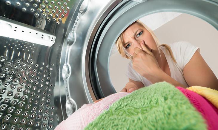 Cómo limpiar tu lavadora correctamente