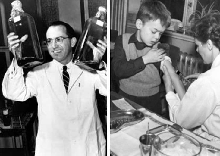 5 De Las Vacunas Más Importantes De La Historia La vacuna contra la polio