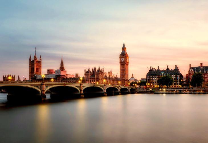 Cosas a Evitar En Estos Lugares Londres, Reino Unido