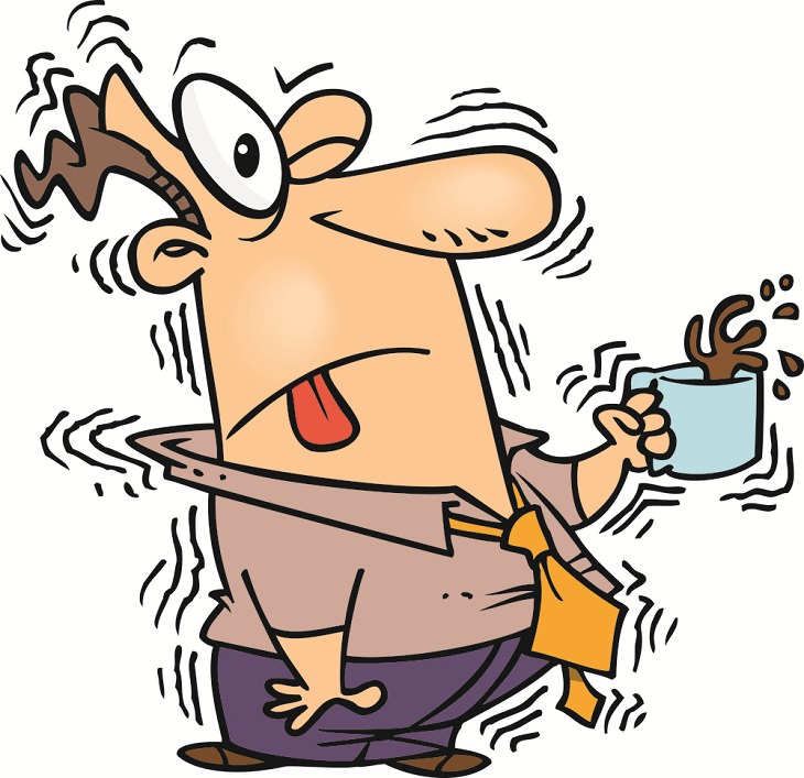 Consejos Para Eliminar La Cafeína De Tu Cuerpo ¿Cuánta Es Demasiada Cafeína?