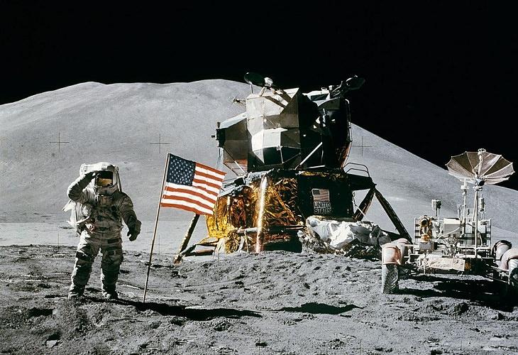 Hombres Que Pisaron La Luna  James Irwin