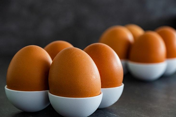 1. Huevos vitamina D