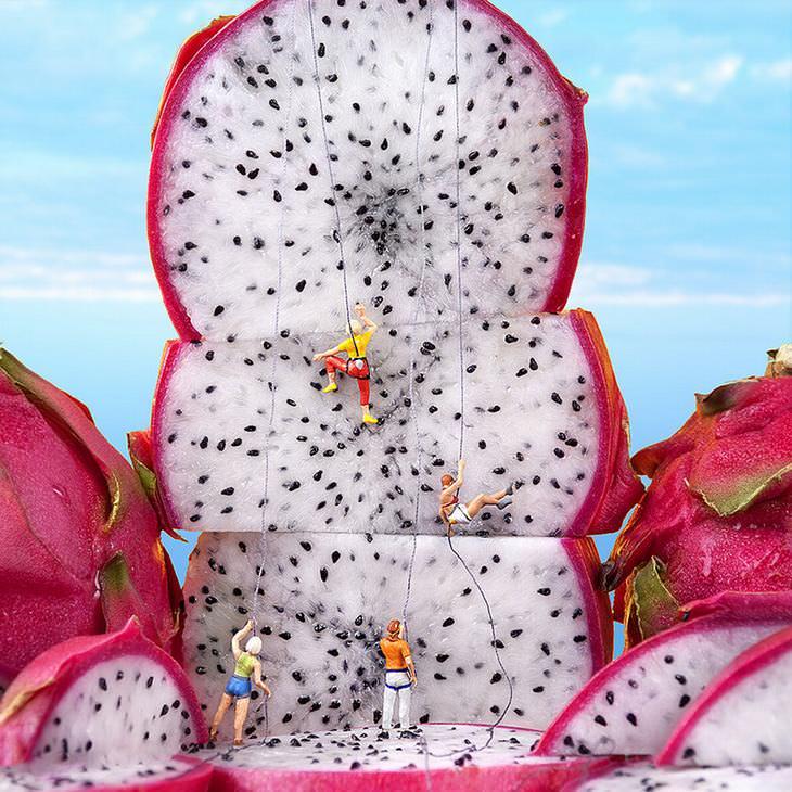 El Mundo De Los Alimentos Visto Por William Kass fruta `pasion
