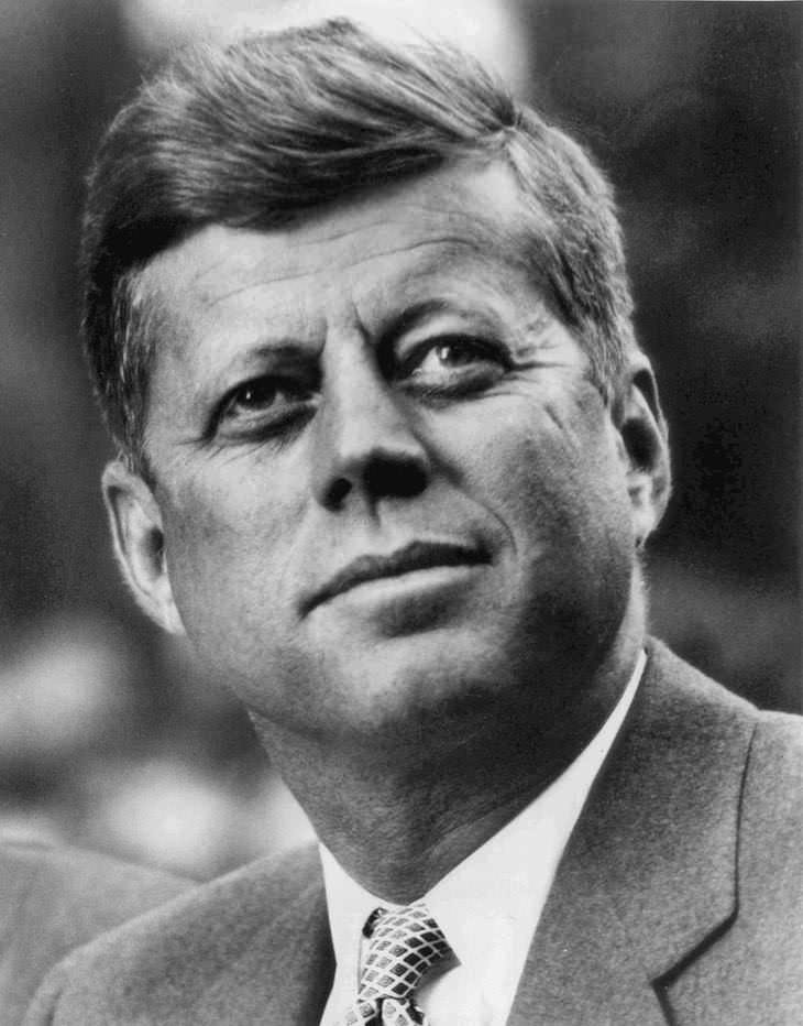 Asesinatos de líderes mundiales John F. Kennedy