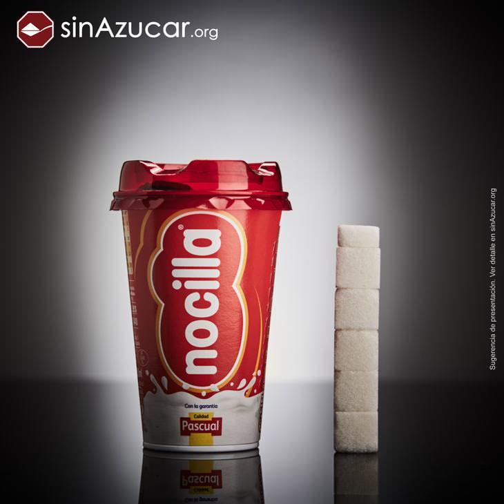El Azúcar Tienen Los Alimentos Que Consumes nutella nocilla