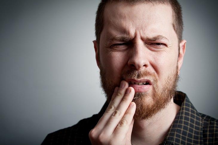 Síntomas de caries dolor persistente
