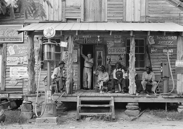supermercados antiguos tienda de abarrotes 1939