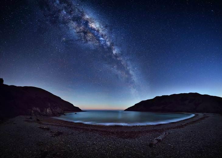 Fotografías de Astronomía Cable Bay de Mark Gee