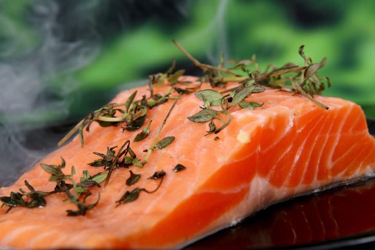 6 Alimentos Para Prevenir El Coronavirus pescado