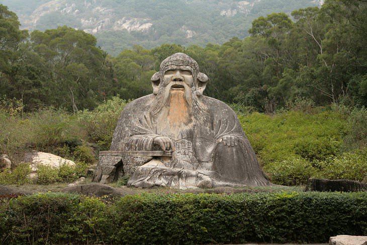 El Concepto De Felicidad En Diversos Países 1. Wu-Wei (taoísmo chino)