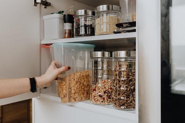 2. La reorganización de la cocina promueve una mejor nutrición