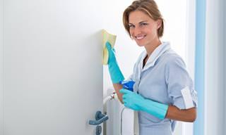 Cómo Desinfectar Tu Hogar y Prevenir El Coronavirus