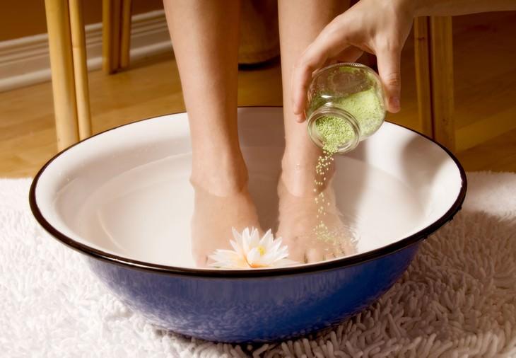 1. Spa para pies para mejorar la circulación sanguínea