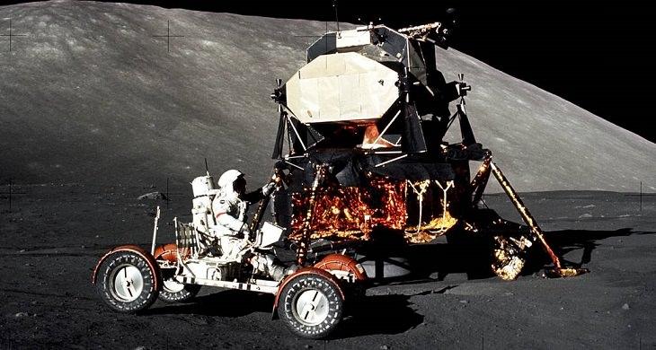 Apolo 17, 11 de diciembre de 1972
