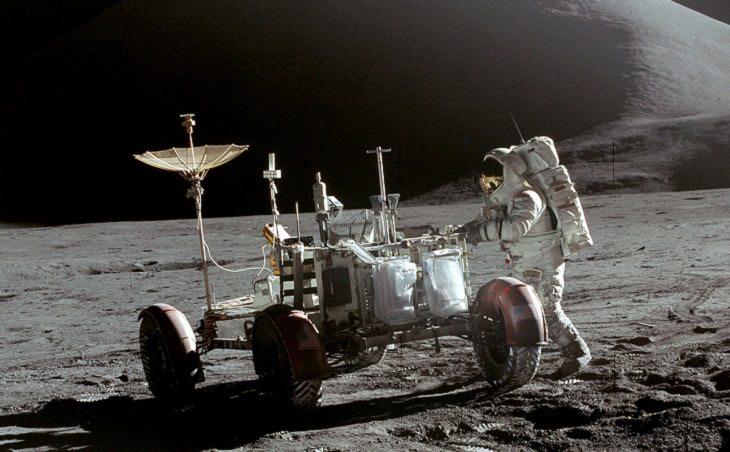 Apolo 15, 30 de julio de 1971
