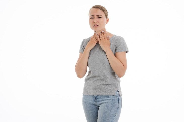 El sistema inmunitario está centralizado en la parte superior del cuerpo.