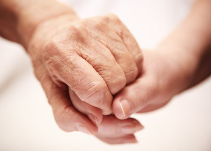 relación Sabañones y Coronavirus manos tercera edad
