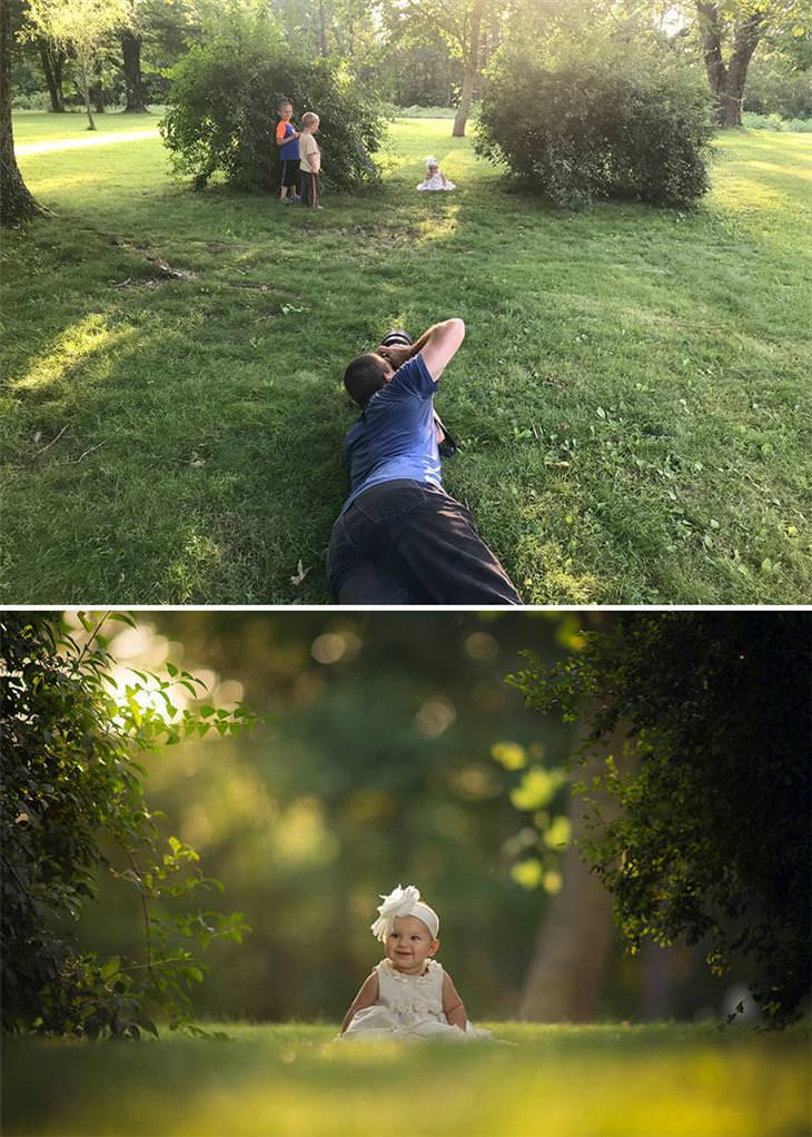 Los Fotógrafos Cambian Lo Ordinario En Belleza