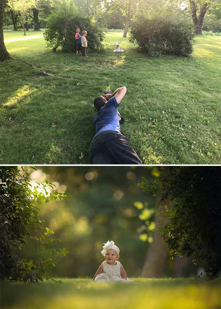 Photographer Tricks