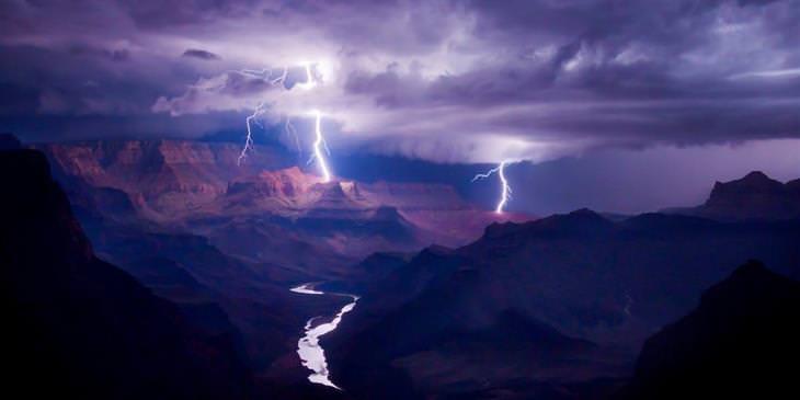"2. ""Spark"" de Colin Sillerud - Grand Canyon, EE. UU."