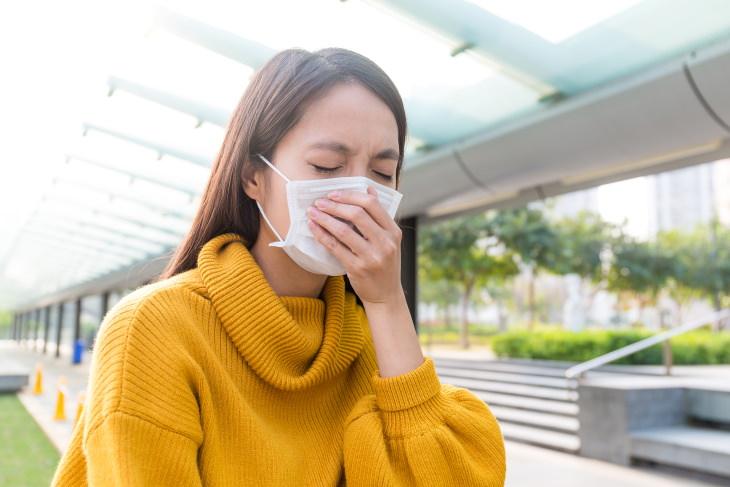 Síntomas de coronavirus versus alergias estacionales