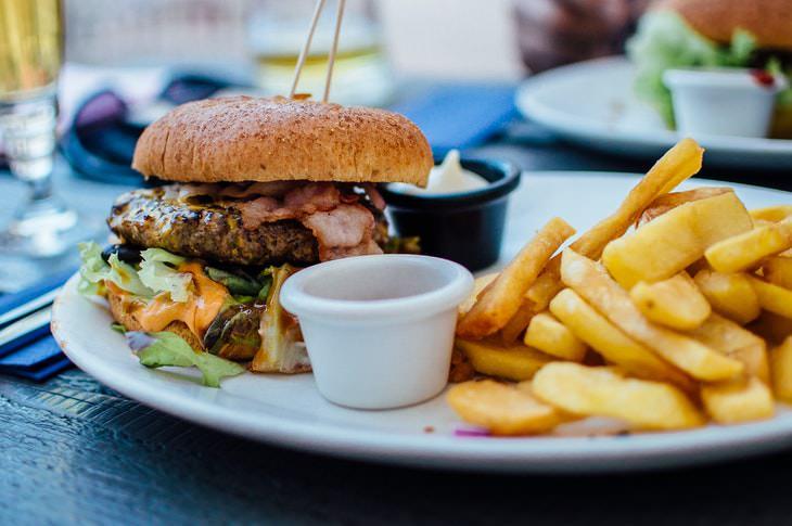 la comida y el riesgo de Alzheimer's