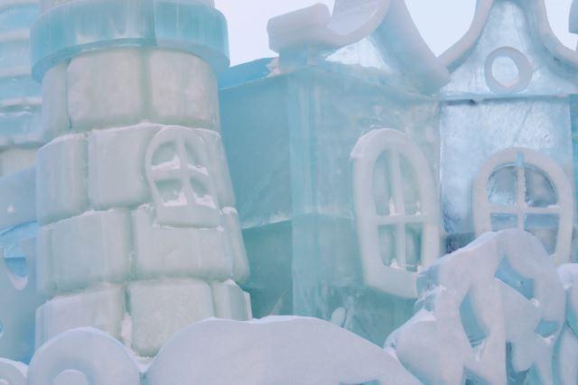1. El mejor castillo del reino de las nieves.