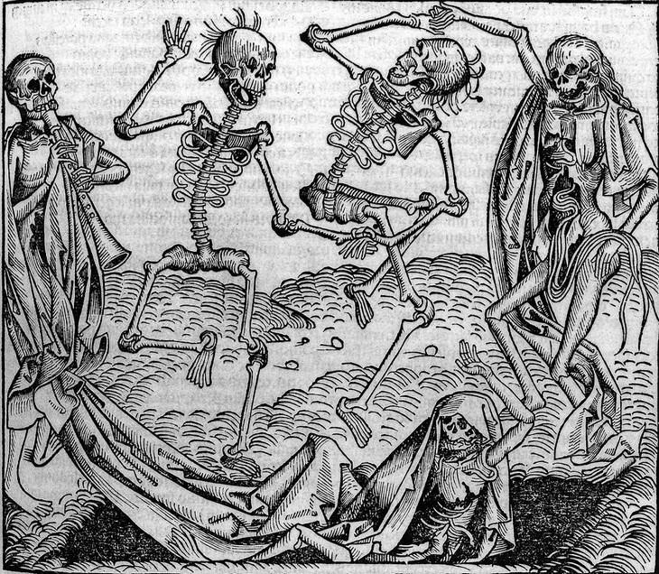 La especulación moderna sobre los orígenes de la enfermedad del sudor