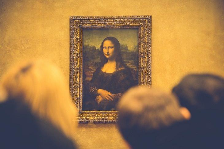 historia detrás de obras de arte LaMona Lisa