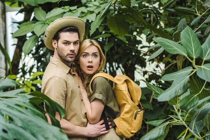 Chiste: Los Tambores Del Amazonas