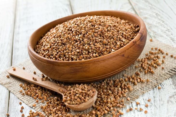 6 Beneficios de incluir el alforfón en tu alimentación