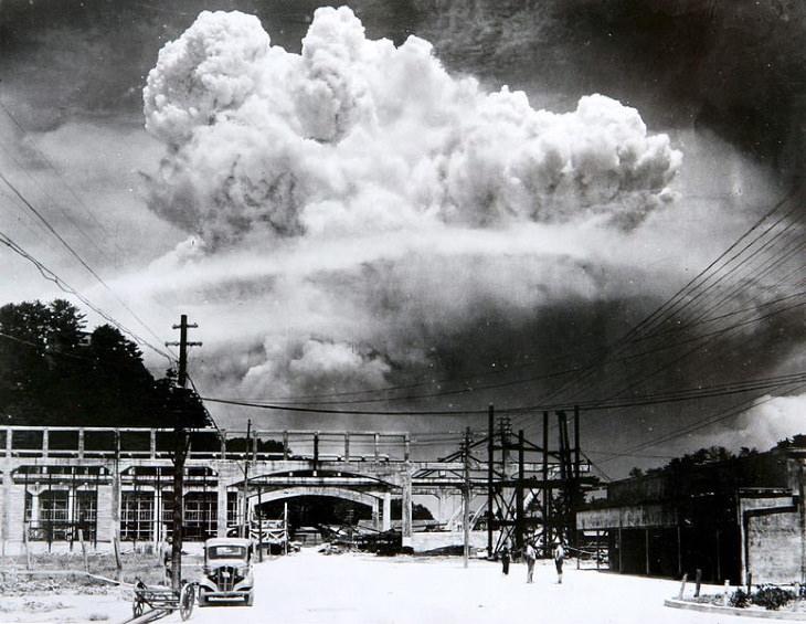 El autor de ciencia ficción H.G.Wells predijo la bomba atómica