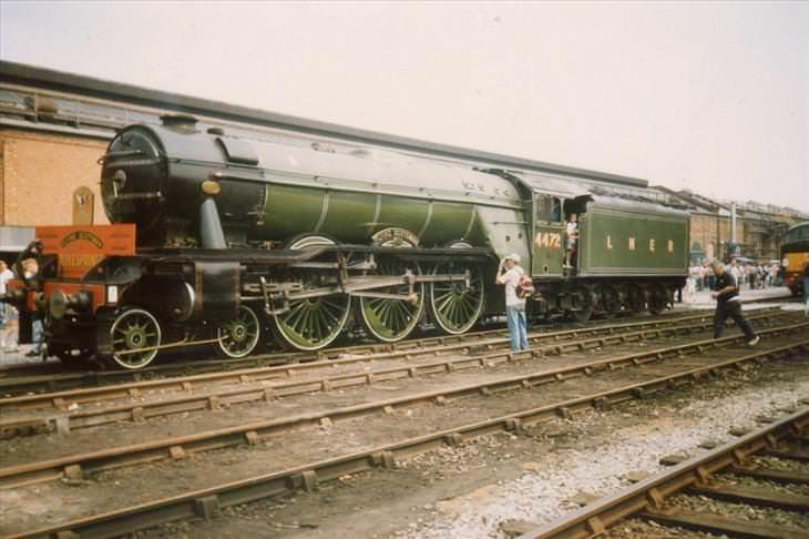 steam trains, top 10,