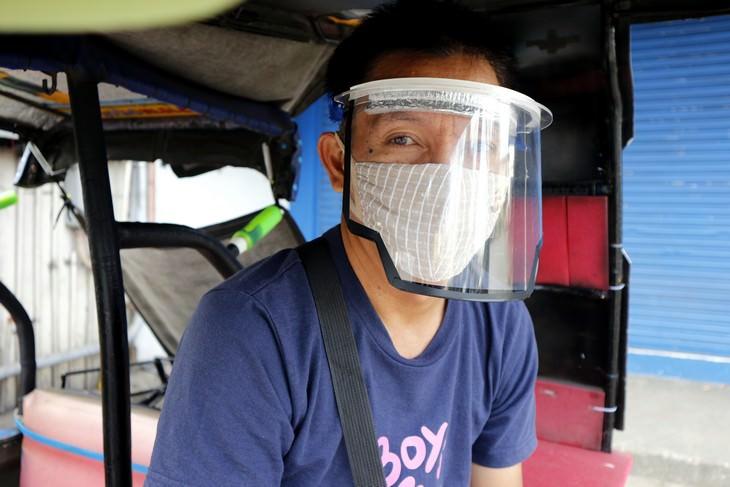 Cómo Reducir El Riesgo De Contagio Del Covid-19 Usa protección para los ojos