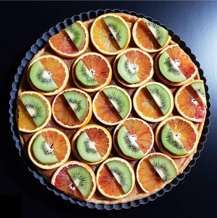 Pays de Karin Pfeiff-Boschek  kiwis y naranjas