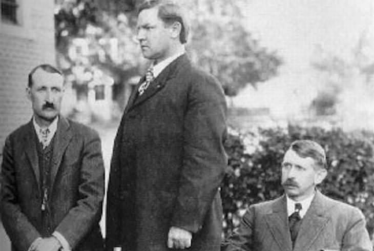 """Los Juicios Más Famosos De La Historia El juicio por asesinato de """"el gran Bill"""" Haywood"""