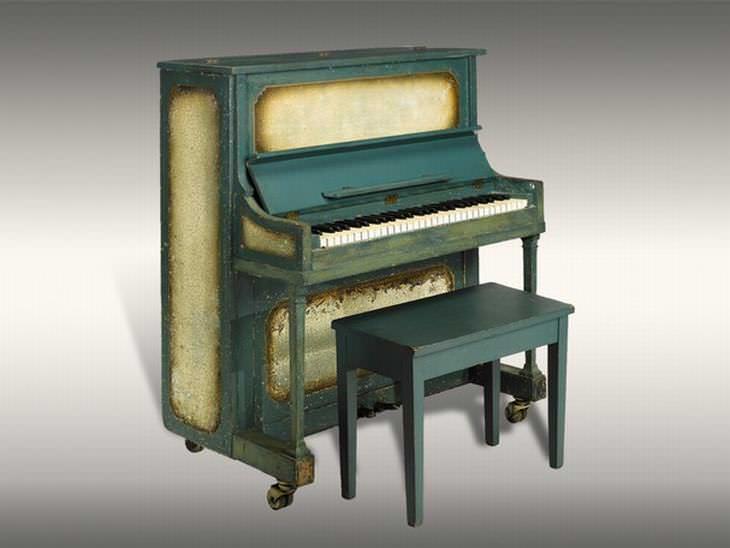 Los Pianos Más Costosos De La Historia El Piano Casablanca, Richardson's Inc.